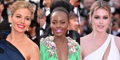The Best Beauty Looks at the Cannes Film Festival  - HarpersBAZAAR.com