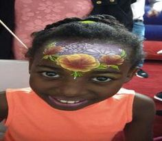Book our Professional Face Painter for festivals in London & the UK.