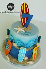 Image result for surfing cake