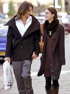 Rupert and Keira