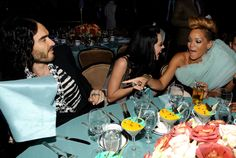 Russell Brand, Katie Perry and Rhianna-2010