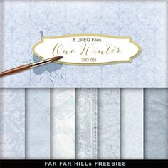 Far Hill - Free database of digital illustrations and papers: New Freebies Kit of Backgrounds - One Winter Digital Scrapbook Paper, Digital Paper Free, Printable Scrapbook Paper, Printable Paper, Free Paper, Scrapbook Cards, Digital Papers, Digital Backgrounds, Scrapbooking Ideas