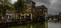 Dijle River Mechelen - Belgium