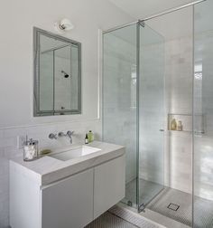 Small Space Bathroom Inspiration