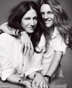 Jenna Lyons & Courtney Crangi for V Magazine
