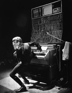 coffee and cigarettes - mellomymind: Keith Emerson (1944-2016)
