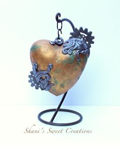 Steampunk Love by Shani's Sweet Creations