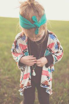 #Aztec #kid #Kimono #BusySpinningThread #fashionkids #kidstreetstyle #bohemian #ministyle #kidstreetstyle