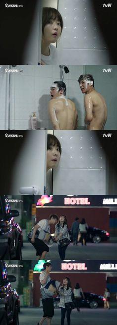 [Spoiler] 'Oh My Ghostess' Park Bo-yeong seduces Kwak Si-yang to a motel @ HanCinema :: The Korean Movie and Drama Database