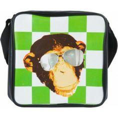 Ik vond dit op Beslist.nl: jip schoudertas funky head monkey14.95}