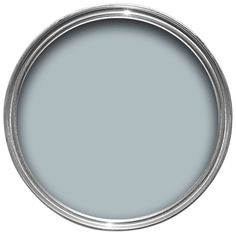 1829 Eggshell Paint Swedish Blue. Love this color with dark wood cabinets (mocha) and white trim for a bathroom and dressing room. by marlene.kendrew