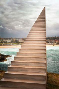 本当に実在した!思わず登ってみたくなるオーストラリアの「天国への階段」 5枚目の画像