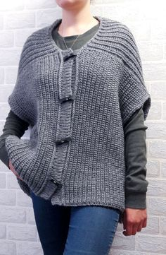 Tunic Sweater, Men Sweater, 3 D, Pullover, Knitting, Sweaters, Jackets, Women, Fashion