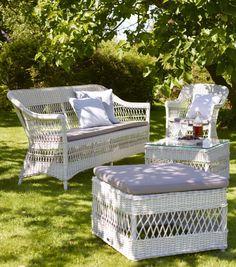 Sika Design Georgia Garden Gartensofa Charlot 3-Sitzer kaufen im borono Online Shop