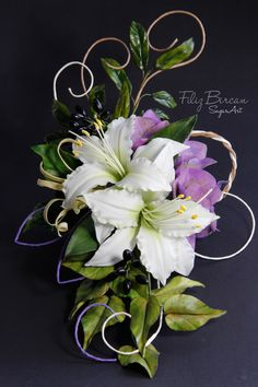 Day Lily Bouquet