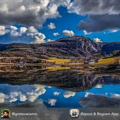 Refsneshagen in Sør Trøndelag,Norway  Image from @greteoeiamo via @visitnorway on instagram