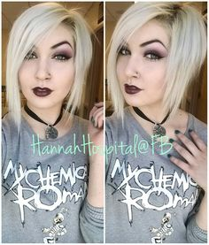 Hannah Hospital makeup
