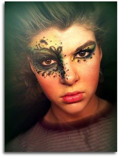 masquerade mask :)  Give this a go...?