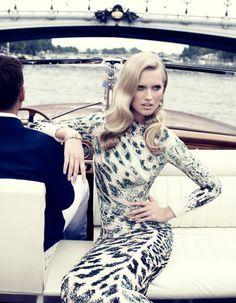 Toni Garrn, Vogue Spain