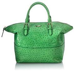 kate spade green purse-a-holic