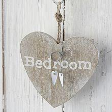 Hanging Heart Decoration-Bedroom