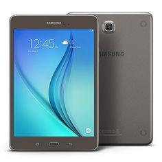 """Samsung Galaxy Tab A 8.0"""" 16GB (Wi-Fi), Smoky Titanium"""