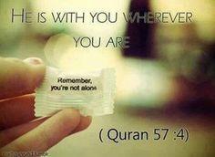 Quran 57:4