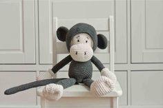 Monkey pattern by Sugaridoo