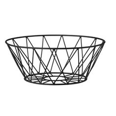 Black Bread basket £25