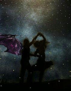 Dancing on Starfall in Velaris (House of Wind)