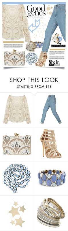 """""""SHEIN CONTEST"""" by pamelica ❤ liked on Polyvore featuring KOTUR, Steve Madden, Chanel, Chico's, Bethany Lowe, Miss Selfridge, women's clothing, women, female and woman"""