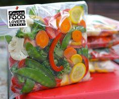 Food Crafts : 25 Food Storage Tips Fried Vegetables, Chicken And Vegetables, Fruits And Veggies, Veggie Fries, Vegetable Stir Fry, Chicken Stir Fry Sauce, Best Stir Fry Recipe, Cooking With Ginger, Homemade Stir Fry