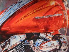 Tammy Meeske - Portfolio of Works: Motorcycles