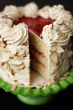 brown sugar swiss meringue buttercream