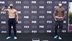 FS1 Weights from Los Angeles