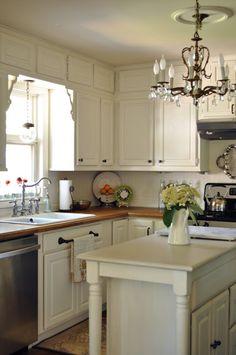 Jennifer Rizzo: ikea wood counter tops