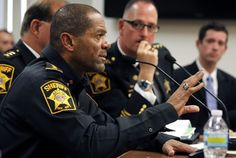 Sheriff David Clarkes Blunt Foreign Policy Advice for Obama on Fighting Radical Islam  Outspoken Milwaukee County Sheriff David Clarke advised U.S. officials to stop trying to understand radical Islam and focus on destroying it.  In this Oct. 11 2012 file photo Milwaukee County Sheriff David Clarke talks during a budget hearing in Milwaukee Wis. The Wisconsin sheriff said he released an ad calling on residents to defend themselves because the old model of having a citizen call 911 and wait…