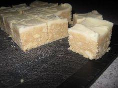 No Bake Lemon Coconut Slice Recipe