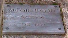 Mireille Balin — Wikipédia
