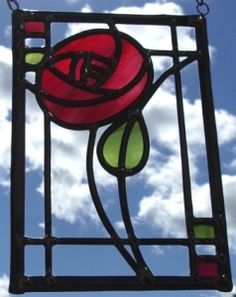 Charles Rennie Mackintosh. Would be sweet in the garden x