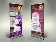 """Standee Design for """"the chocolate room"""" by Purple Phase Communications. www.purplephase.in"""