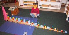 Inspired Montessori and Arts at Dundee Montessori: Sensorial