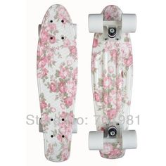Skateboard Longboard ❤ liked on Polyvore featuring penny boards, filler, props, stuff and transportation