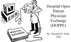 I am tired of waiting. Millions of medical professionals and patients are tired of waiting.  We have been waiting for EHR interoperability since the dawn of EHRs in the 1960s. Enough is enough! I am forming an organization, the Hospital Open Patient Physician Exchange (HOPPE) to end our suffering.  Our goal is to achieve EHR interoperability through a grass roots coalition of medical professionals and patients who are tired of waiting.
