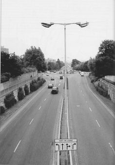 Queensway 2001. The road that cut West Hendford in half!