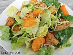 Copycat Applebee's Oriental Chicken Salad | AllFreeCopycatRecipes.com