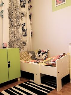 Kids room: New sheets