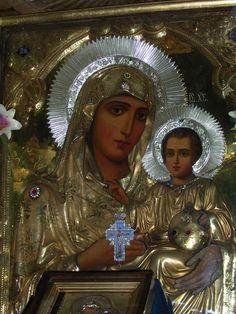 Η Παναγία Ιεροσολυμίτισσα και η Παναγία Βηθλεεμίτισσα Inspirational Readings, Church Icon, Religion, Blessed Mother Mary, Madonna And Child, God First, Orthodox Icons, Christian Art, Religious Art