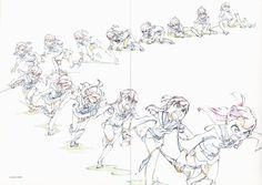 :: CATSUKA :: News - Little Witch Academia (des images pour les vacances #12 - via le tumblr Catsuka)