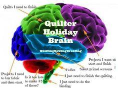 quilter brain December